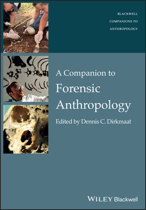 A Companion to Forensic Anthropology (1118255410) cover image