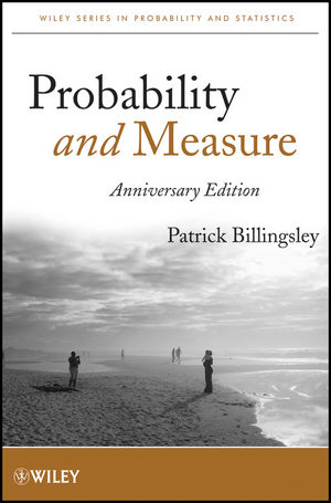 Probability and Measure, Anniversary Edition (1118341910) cover image