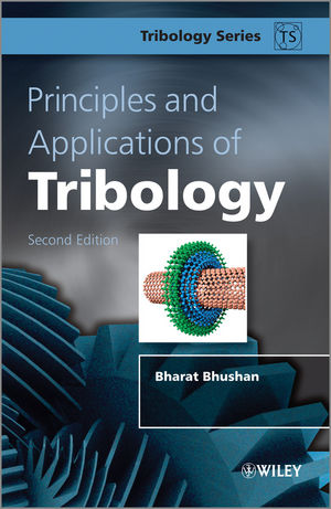 Principles and Applications of Tribology, 2nd Edition (1118403010) cover image