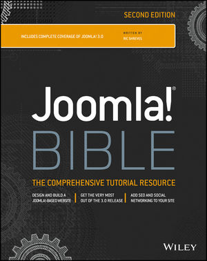 Joomla! Bible, 2nd Edition