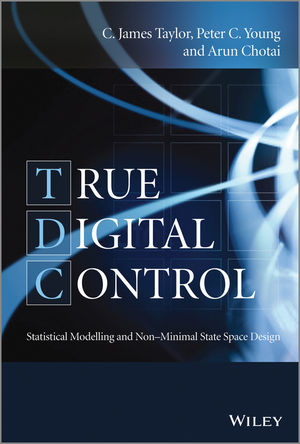 True Digital Control: Statistical Modelling and Non-Minimal State Space Design (1118535510) cover image