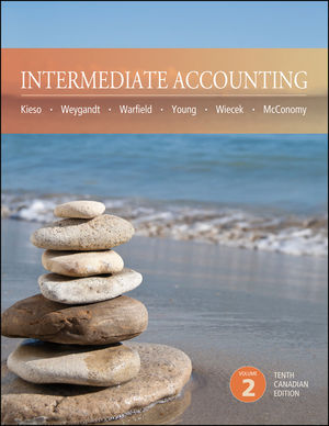 Intermediate Accounting, 10th Canadian Edition, Volume 2