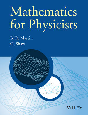 Mathematics for Physicists (1118676610) cover image