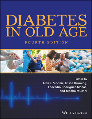 Diabetes in Old Age, 4th Edition (1118954610) cover image