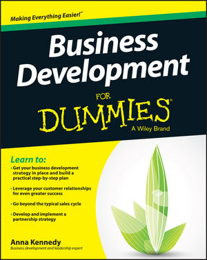Business Development For Dummies
