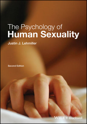 The Psychology of Human Sexuality, 2nd Edition (1119164710) cover image