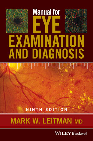 Manual for Eye Examination and Diagnosis, 9th Edition