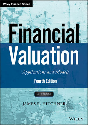 Financial Valuation: Applications and Models, 4th Edition (1119312310) cover image