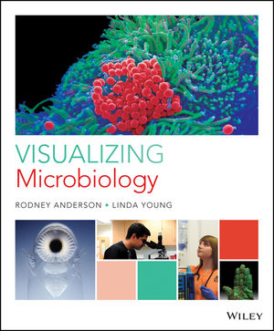 Visualizing Microbiology (1119320410) cover image