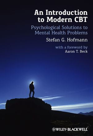 An Introduction to Modern CBT: Psychological Solutions to Mental Health Problems (1119951410) cover image