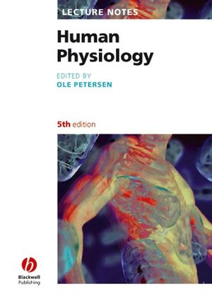 Lecture Notes: Human Physiology, 5th Edition (1405136510) cover image
