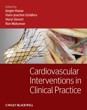 Cardiovascular Interventions in Clinical Practice (1444316710) cover image