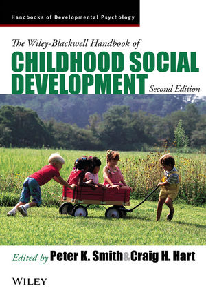 The Wiley-Blackwell Handbook of Childhood Social Development, 2nd Edition (1444390910) cover image