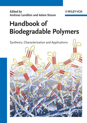 Handbook of Biodegradable Polymers: Isolation, Synthesis, Characterization and Applications (3527324410) cover image