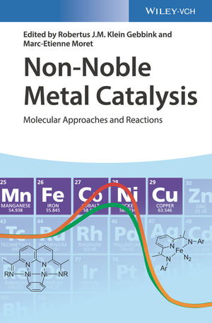 Non-Noble Metal Catalysis: Molecular Approaches and Reactions