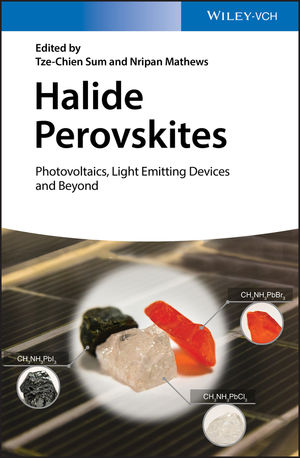 Halide Perovskites: Photovoltaics, Light Emitting Devices, and Beyond