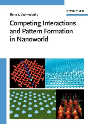 Competing Interactions and Pattern Formation in Nanoworld  (3527610510) cover image