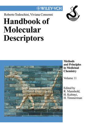 Handbook of Molecular Descriptors