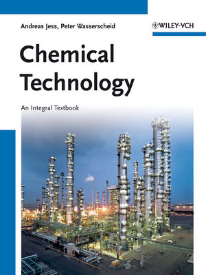 Chemical Technology: An Integral Textbook (3527670610) cover image