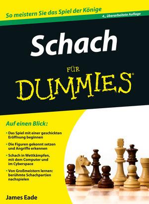 Schach für Dummies, 4. Auflage (3527692010) cover image
