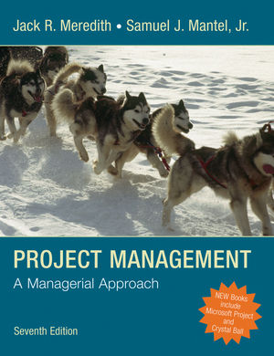 Project Management: A Managerial Approach, 7th Edition (EHEP000210) cover image