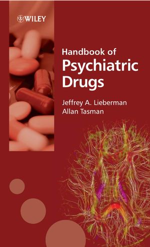 Handbook of Psychiatric Drugs (0470028211) cover image