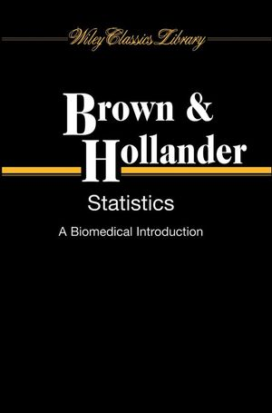 Statistics: A Biomedical Introduction