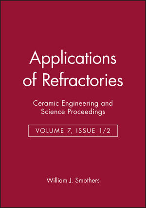 Applications of Refractories, Volume 7, Issue 1/2