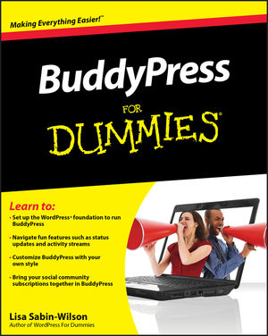 BuddyPress For Dummies (0470568011) cover image