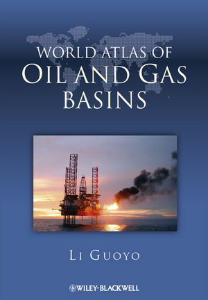 World Atlas of Oil and Gas Basins (0470656611) cover image