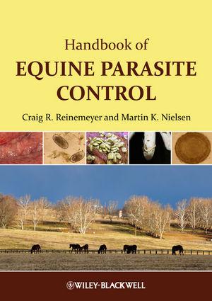 Handbook of Equine Parasite Control (0470658711) cover image