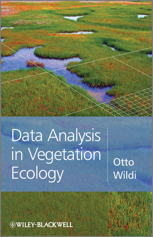 Data Analysis in Vegetation Ecology (0470661011) cover image