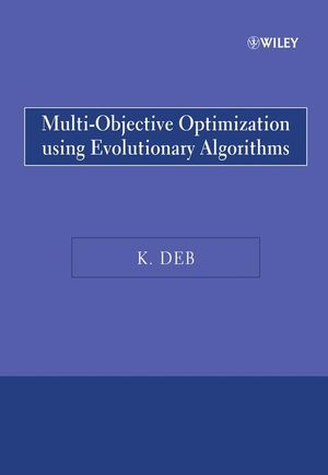 Multi-Objective Optimization Using Evolutionary Algorithms (0470743611) cover image
