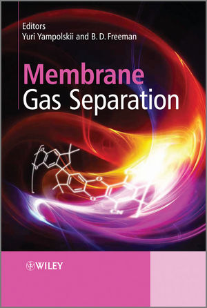 Membrane Gas Separation (0470746211) cover image
