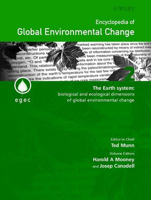 Encyclopedia of Global Environmental Change, Volume 2, The Earth System: Biological and Ecological Dimensions of Global Environmental Change