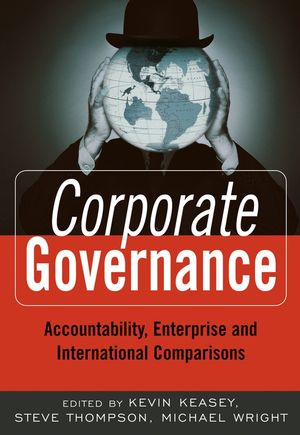 corporate governance and accountability This bar-code number lets you verify that you're getting exactly the right version or edition of a book the 13-digit and 10-digit formats both work fulfillment by.