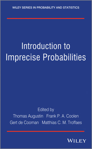 Introduction to Imprecise Probabilities (0470973811) cover image