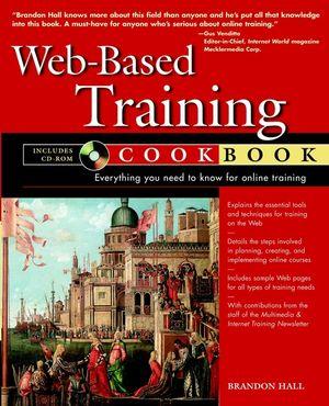 Web-Based Training Cookbook