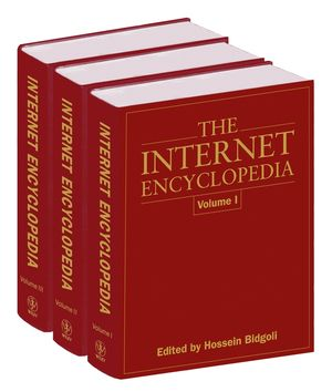 The Internet Encyclopedia, 3 Volume Set