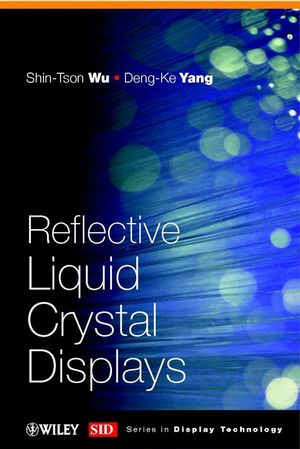 Reflective Liquid Crystal Displays (0471496111) cover image