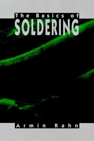 The Basics of Soldering (0471584711) cover image