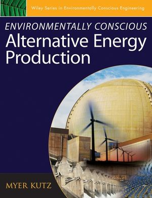 Environmentally Conscious Alternative Energy Production  (0471739111) cover image