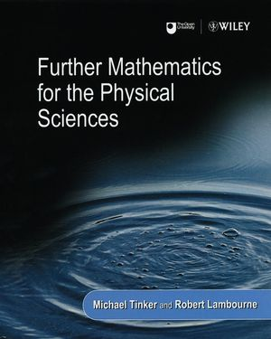 Further Mathematics for the Physical Sciences (0471866911) cover image