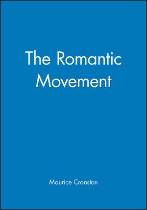 The Romantic Movement (0631194711) cover image