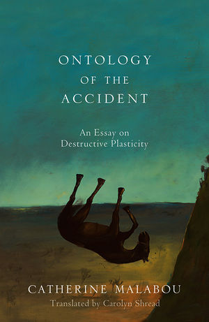 The Ontology of the Accident: An Essay on Destructive Plasticity (0745652611) cover image