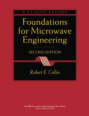 Foundations for Microwave Engineering, 2nd Edition (0780360311) cover image
