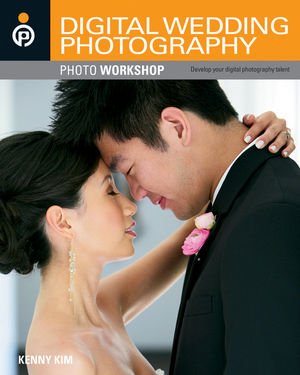 Book Cover Image for Digital Wedding Photography Photo Workshop