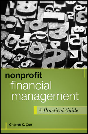 Nonprofit Financial Management: A Practical Guide (1118088611) cover image