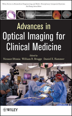 Advances in Optical Imaging for Clinical Medicine (1118102711) cover image