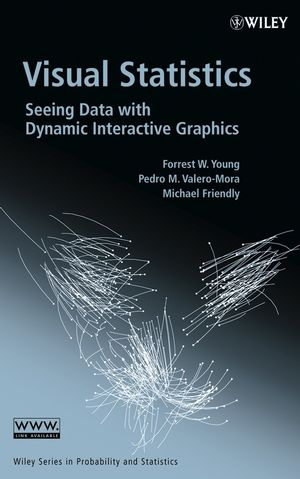 Visual Statistics: Seeing Data with Dynamic Interactive Graphics (1118165411) cover image